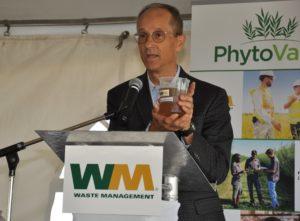 Yves Comeau, professeur à l'École Polytechnique de Montréal.